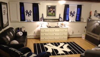 baseball-man-cave-ideas