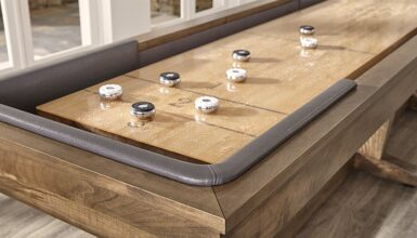 best shuffleboard tables to buy