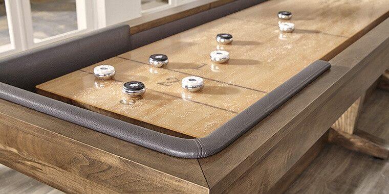 best shuffleboard tables to buy