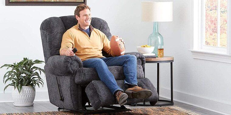 best cheap recliners under 100