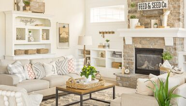 cheap farmhouse decor websites to buy