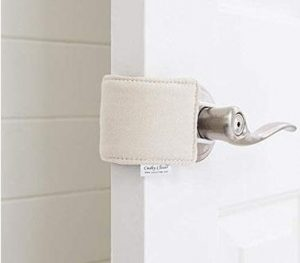Cover the Door Jamb with a Cushion