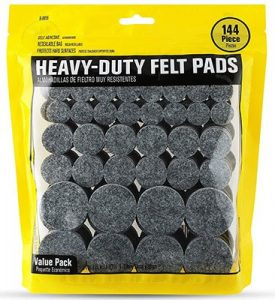 Try Self Adhesive Felt Pads