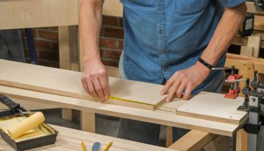 how to reinforce a bed frame