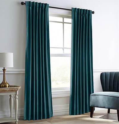 Dreaming Casa Velvet Sound Blocking Curtain