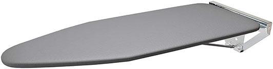 Eureka MFG Compact Wall Mounted Fold Down Ironing Board