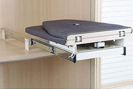 Homebasix Closet Pull-Out Retractable Ironing Board (Alternative)