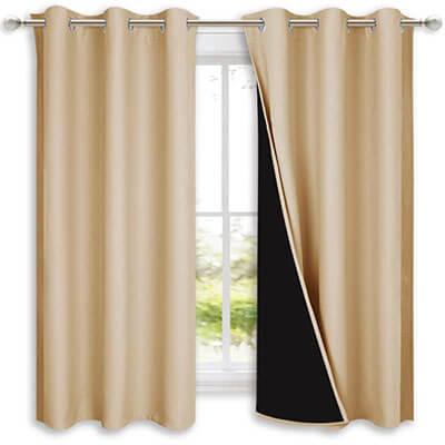 NICETOWN Noise Dampening Curtain