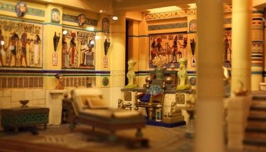 egyptian bedroom designs