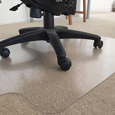 DoubleCheck Office Chair Mat