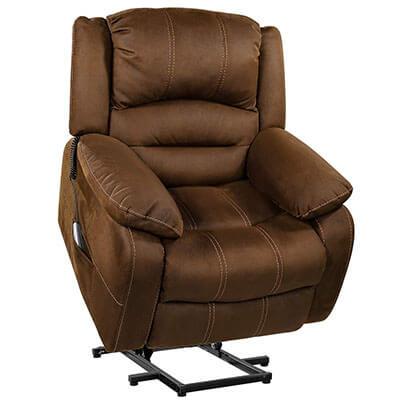 OT QOMOTOP Heavy Duty Electric Power Lift Recliner Chair Sofa