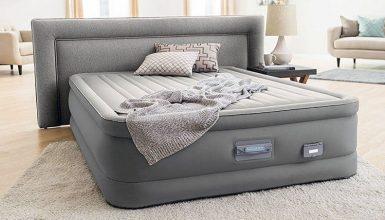 heavy duty air mattress for overweight