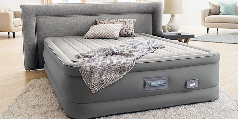 heavy duty air mattress for overweight