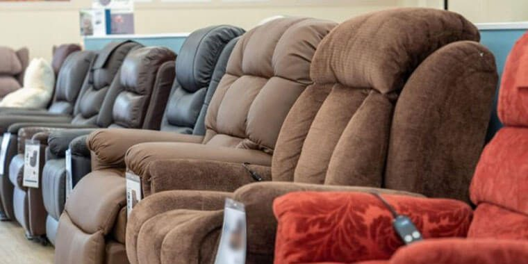 heavy duty recliners for big people