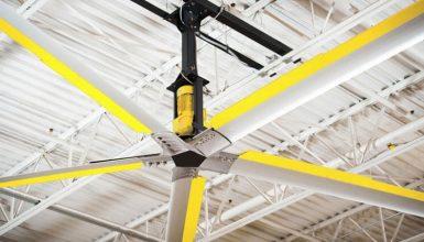 industrial ceiling fans for garage