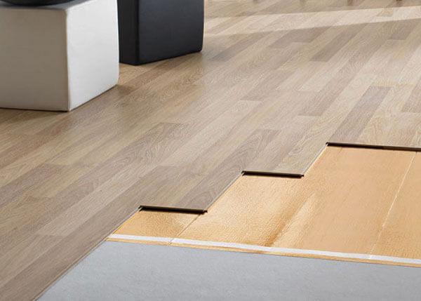 Acoustic Floor Underlayment
