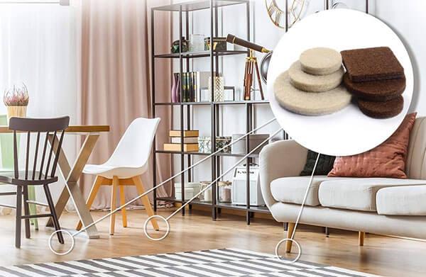 Anti-Slip Furniture Rubber Pad