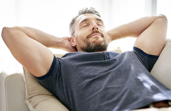 couch smell fresh without odors