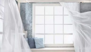 removing wrinkles from curtains
