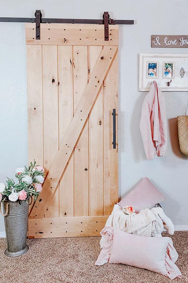 Barn Doors for Closet