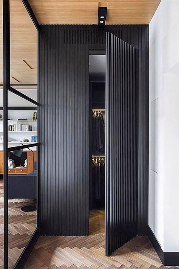 Hidden Closet Doors