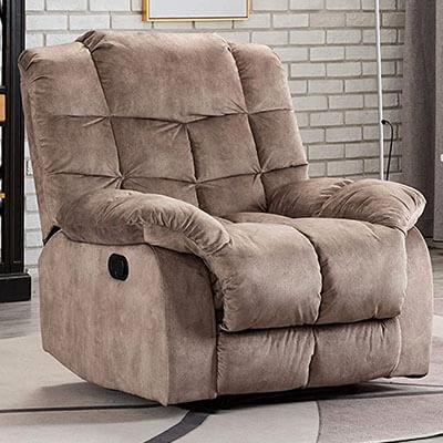 Merax Sleeper Recliner Chair