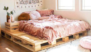 Wood Pallets Furniture Ideas