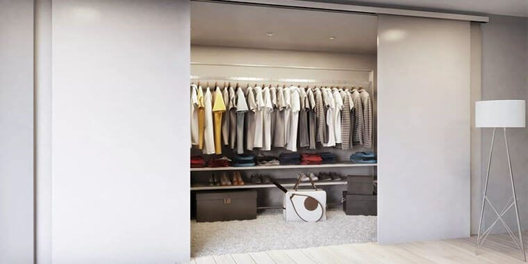 how to soundproof a closet